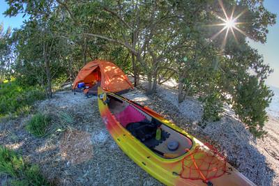 G2 Kayak Trip ENP coast