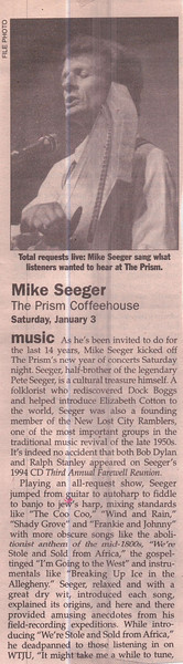 2004 The Prism Scrapbook