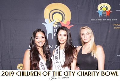 2019 COC Charity Bowl Photo station