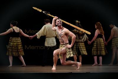 Kuranui College: Pericles - various