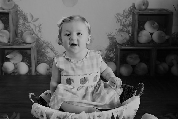 Addison Leigh McDonald | ONE Sweet Peach