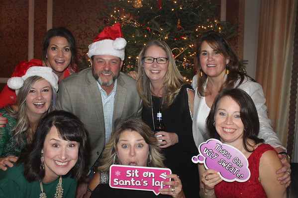 Meritage Homes Holiday Party