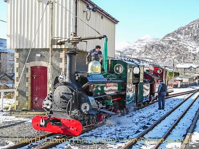Ffestiniog Railway 2010
