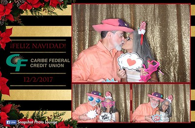 Caribe Federal Credit Union Christmas Party - December 2nd, 2017