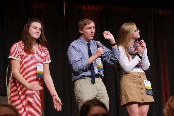 2018 Iowa Student Leadership Conference