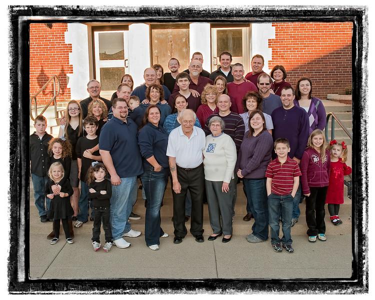 006 Weirich Family Celebration Nov 2011 (10x8) framed 2.jpg