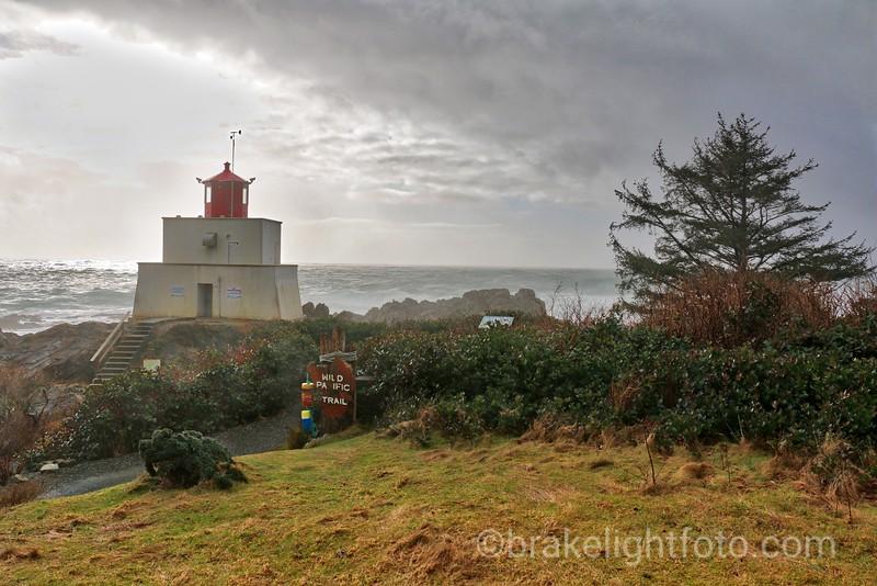 Amphitrite Point Lighthouse