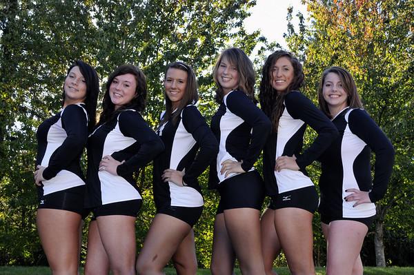 SENIOR VARSITY VOLLEYBALL GIRLS