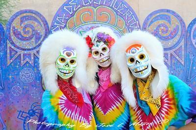 2014-11-01 & 02  Dia De Los Muertos at the Desert Botanical Garden