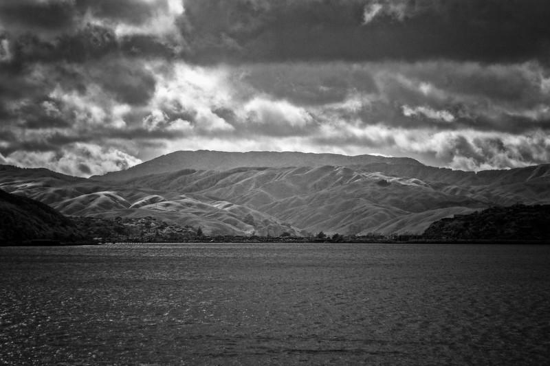 Gloom On The Hills
