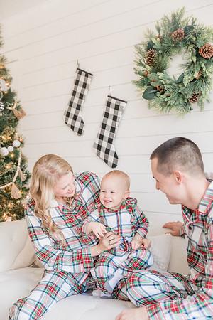 The Hardin Family | Christmas Mini Session