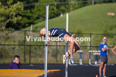 Track: Conference 14 Championship 5.15-16.2017 (By Jeff Scudder)