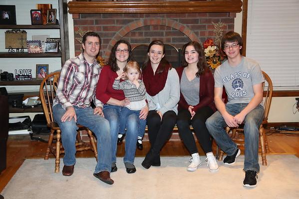 Thanksgiving - 2015 - Tucker / Roeder Family