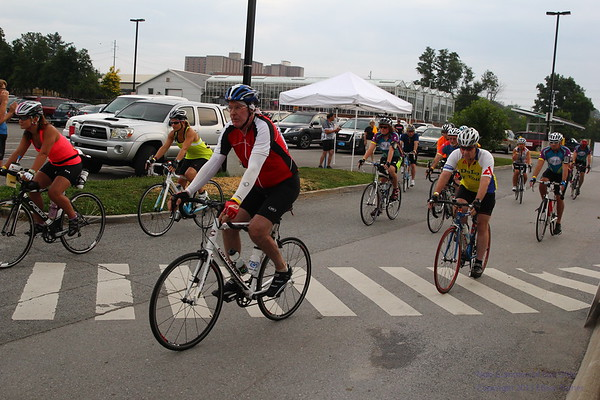 2014 Knoxville Tour de Cure