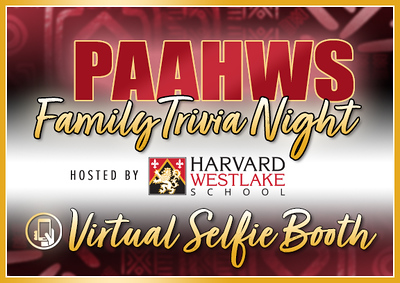 PAAHWS Family Trivia Night