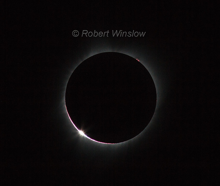 Total Solar Eclipse  21 August 2017