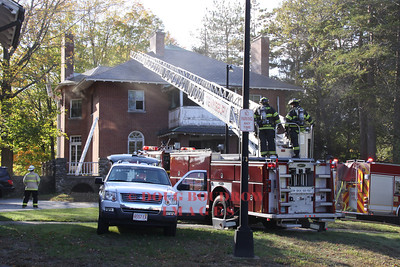 Tewksbury, MA - 2nd Alarm, 365 East Street, 10-17-11