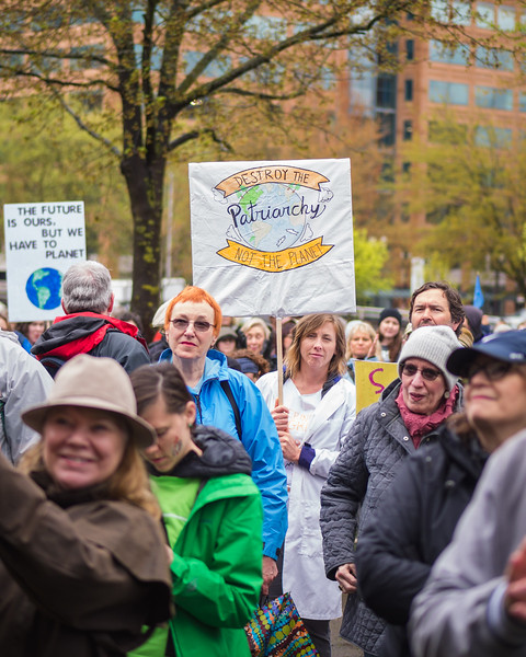 March for Science in Portland