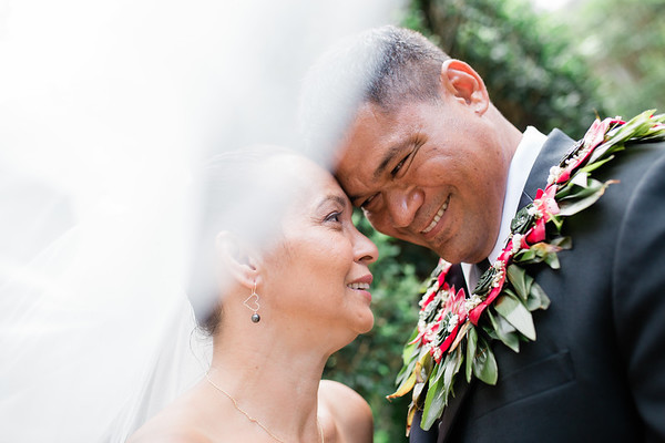Tania + Kalani (Wedding)