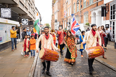 Diwali Parade 2019 in Chester