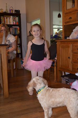 Maddie v. 1st Dance Class - July 2015