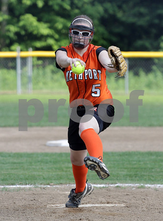 2011 District IX Softball Semifinal Smethport vs. Coudersport