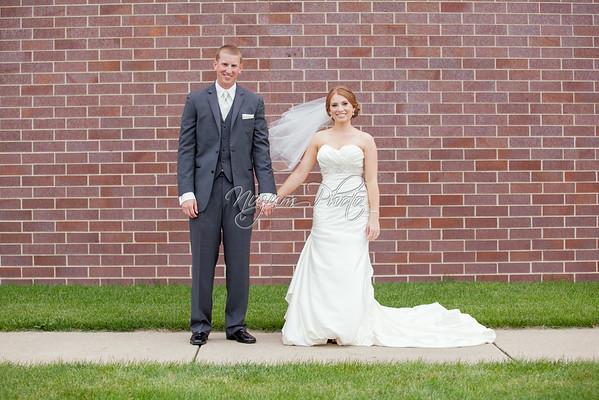 Teresa and Brent - Teresa and Brent