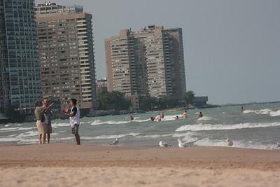 Armando on the Beach 2012