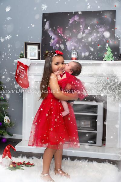Christmas Mini Sisters