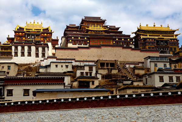 Songzanlin Monastery & Shangri-la Old Town