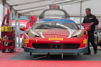 2018 May Laguna Seca - Ferrari Challenge