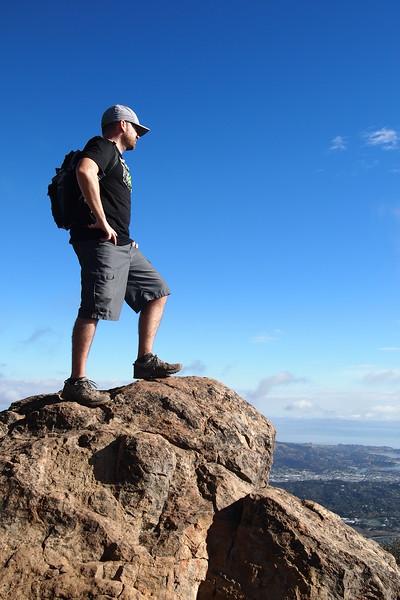 2015 Mt. Tam Hike