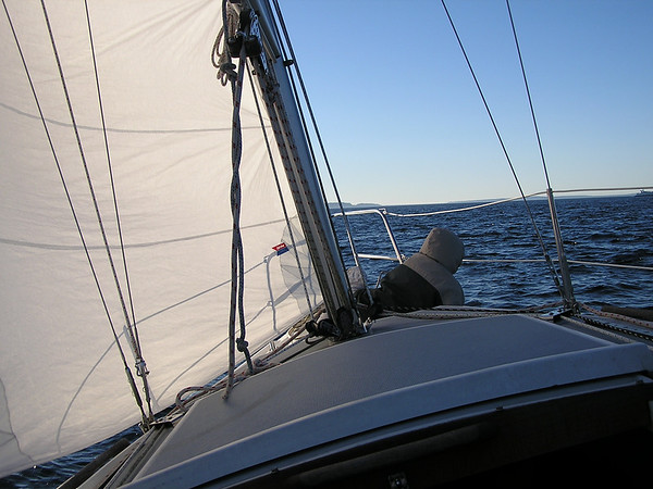 Sailing with Friends, Aug 1, 2007