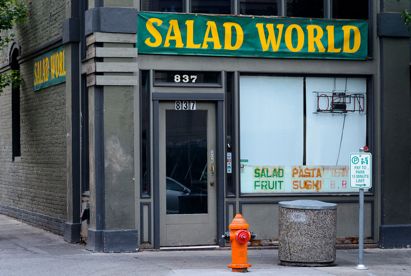Salad World