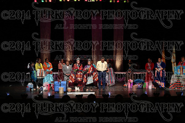 2014 Ms No. Navajo Teen & Miss No. Navajo Pageant