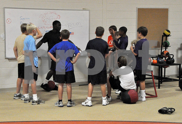 Woodberry sports camp 2010