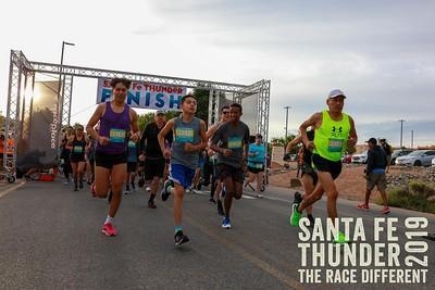 5K Santa Fe Thunder 2019