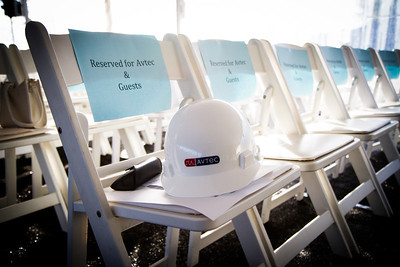 AVTEC Ground Breaking
