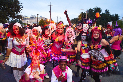 Krewe of Boo - Pussyfooters - 2018