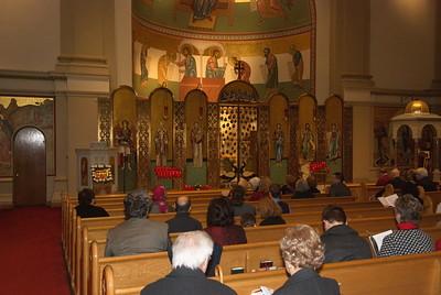 Community Life - Pan Orthodox Vespers - Sunday of Orthodoxy - March 20, 2016