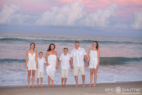 Avon, Ocean View Drive, Family Vacation, Family Photos, Hatteras Island, North Carolina, Cape Hatteras National Seashore, Epic Shutter Photography