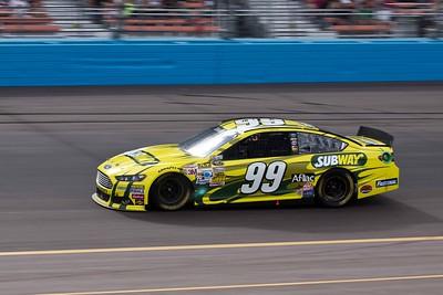 NASCAR Subway Fit Fresh 500 2013