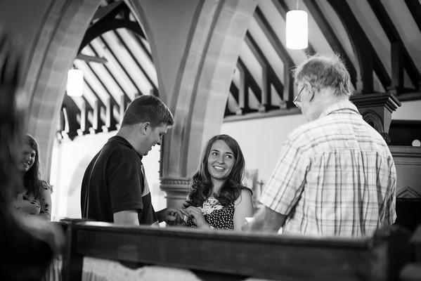 Matthew and Amy's Wedding
