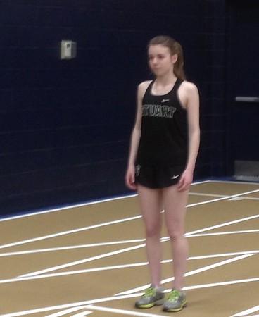 Indoor Track Peddie Meet