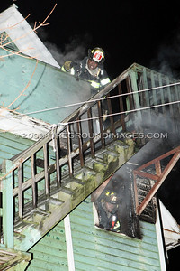 Central Ave. Fire (Bridgeport, CT) 12/26/08