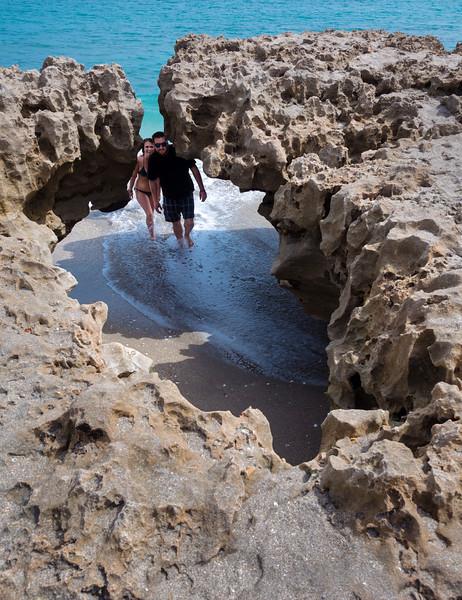 Explorers, Blowing Rocks Preserve, Jupiter Island, Florida (39225)