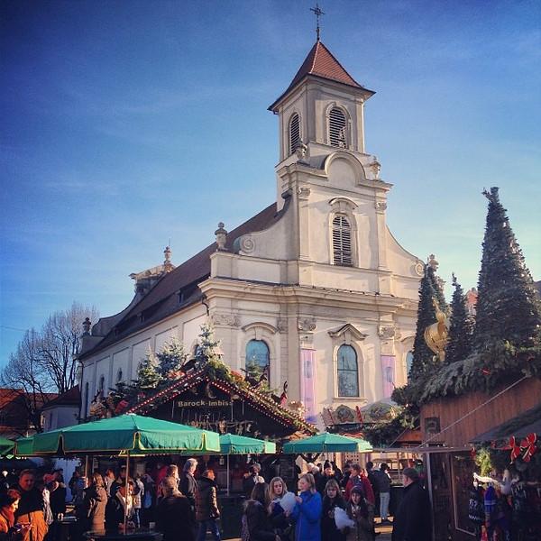 Christmas market, Ludwigsburg - Germany