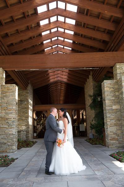 Nikki & Scott Wedding at Dove Canyon