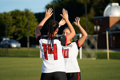 GWU Women's Soccer vs. ETSU