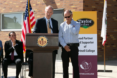 Hartnell College Taylor Farms Dedication Ceremony 10-8-19